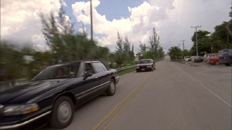 Burn Notice Cars Do They Drive